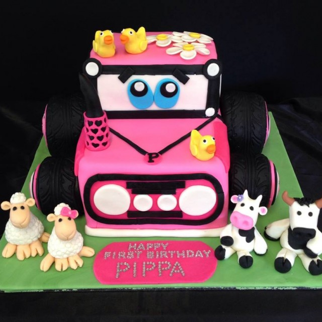 Children's Birthday Cake 17