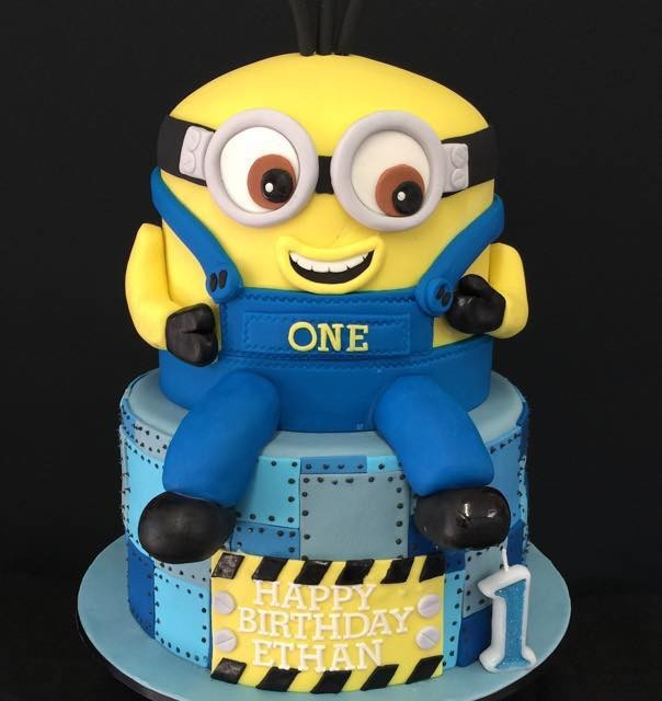 Children's Birthday Cake 8