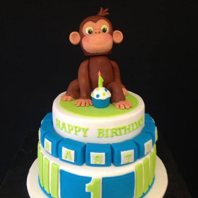 Children's Birthday Cake 9