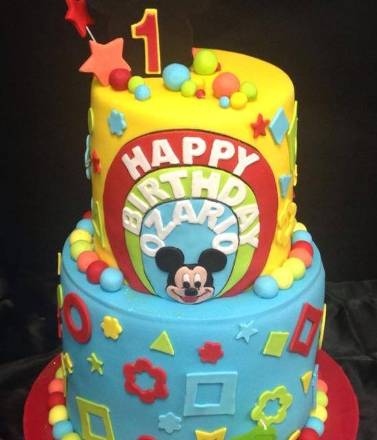 Children's Birthday Cake 7